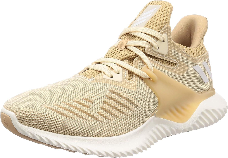 adidas Alphabounce Beyond 2 M, Zapatillas de Running Unisex Adulto, Beige (Ecru Tint S18/Chalk White/St Pale Nude Ecru Tint S18/Chalk White/St Pale Nude), 44 2/3 EU: Amazon.es: Zapatos y complementos