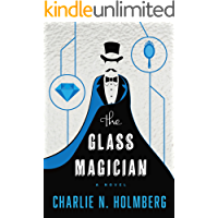 Image for The Glass Magician (The Paper Magician Series, Book 2)