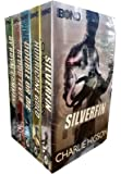 Charlie Higson Young Bond collection 5 books set. (Blood Fever, Double or Die, Hurricane Gold, Silverfin, By Royal Command)