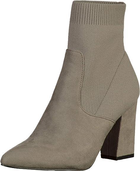 Steve Madden Damen Renne Ankle Boot Stiefeletten:
