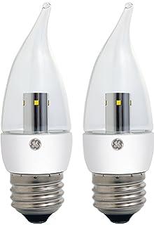 GE Lighting 23004 LED 3.5-Watt (25-watt replacement) 170-Lumen