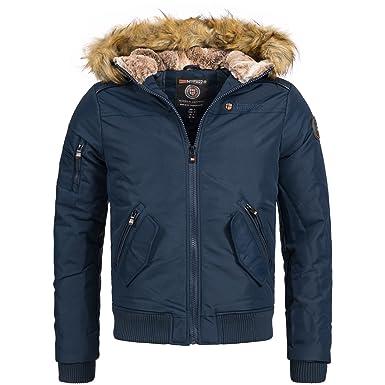 bdf084bb636f Geographical Norway Columbo Herren Winterjacke Jacke Outdoor warm Gr. S-XXXL  2-Farben