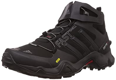 entire collection shop best sellers classic shoes Adidas Men's Terrex Fastshell Mid Ch Core Blackand Power Red ...