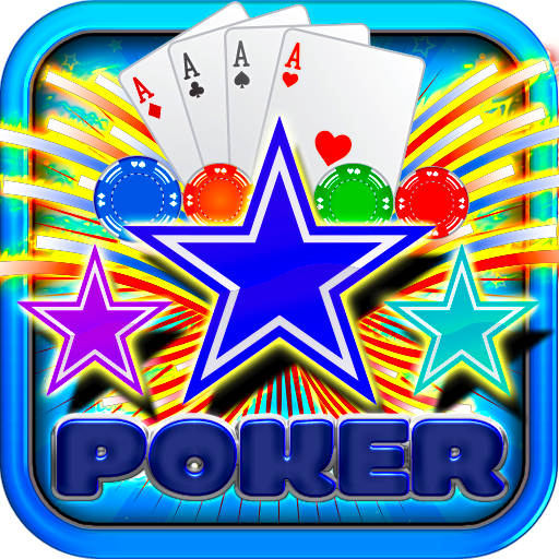 Video Poker Games for Kindle Comet Strikes Earth (Bit Style Earth)