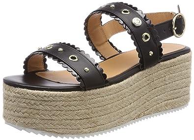 333ee8b0156 Amazon.com  Love Moschino Womens Platform Sandal  Shoes
