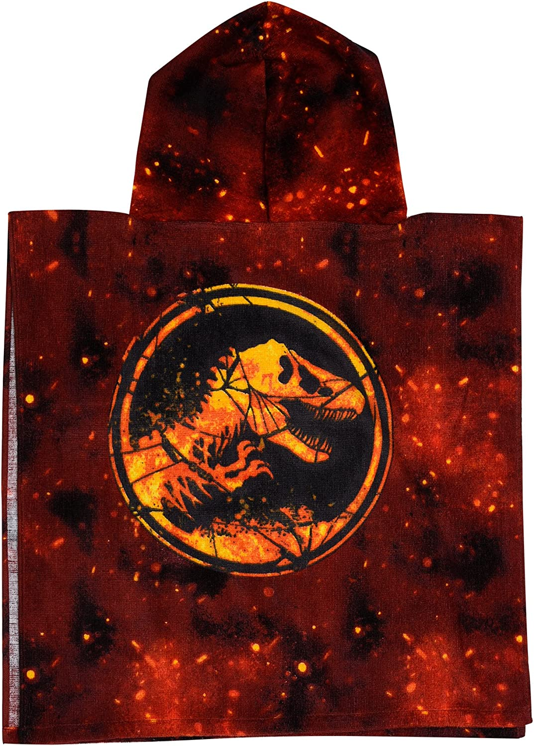 You Choose Your Design Design 1 Official Jurassic World Hooded Beach Bath Poncho