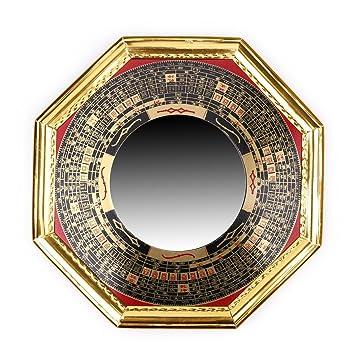 Amazon.de: Bagua Spiegel, traditioneller chinesischer Feng Shui ...