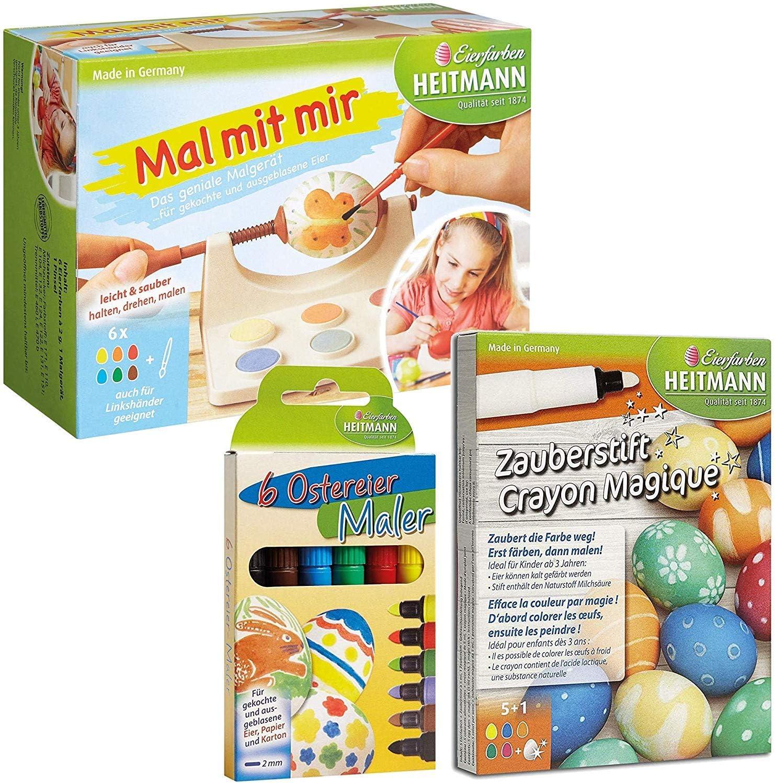 Heitmann Eierfarben F/ärbe-Set