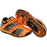 Li-Ning Hero No.1 Ltd Badminton Shoes (Black/Orange)