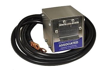 Amazon.com: Associated Equipment 6137 Stainless Steel Polarized Plug ...