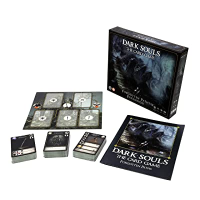 Steamforged Games Dark Souls: The Card Game - Expansion - Forgotten Paths, Brown: Toys & Games