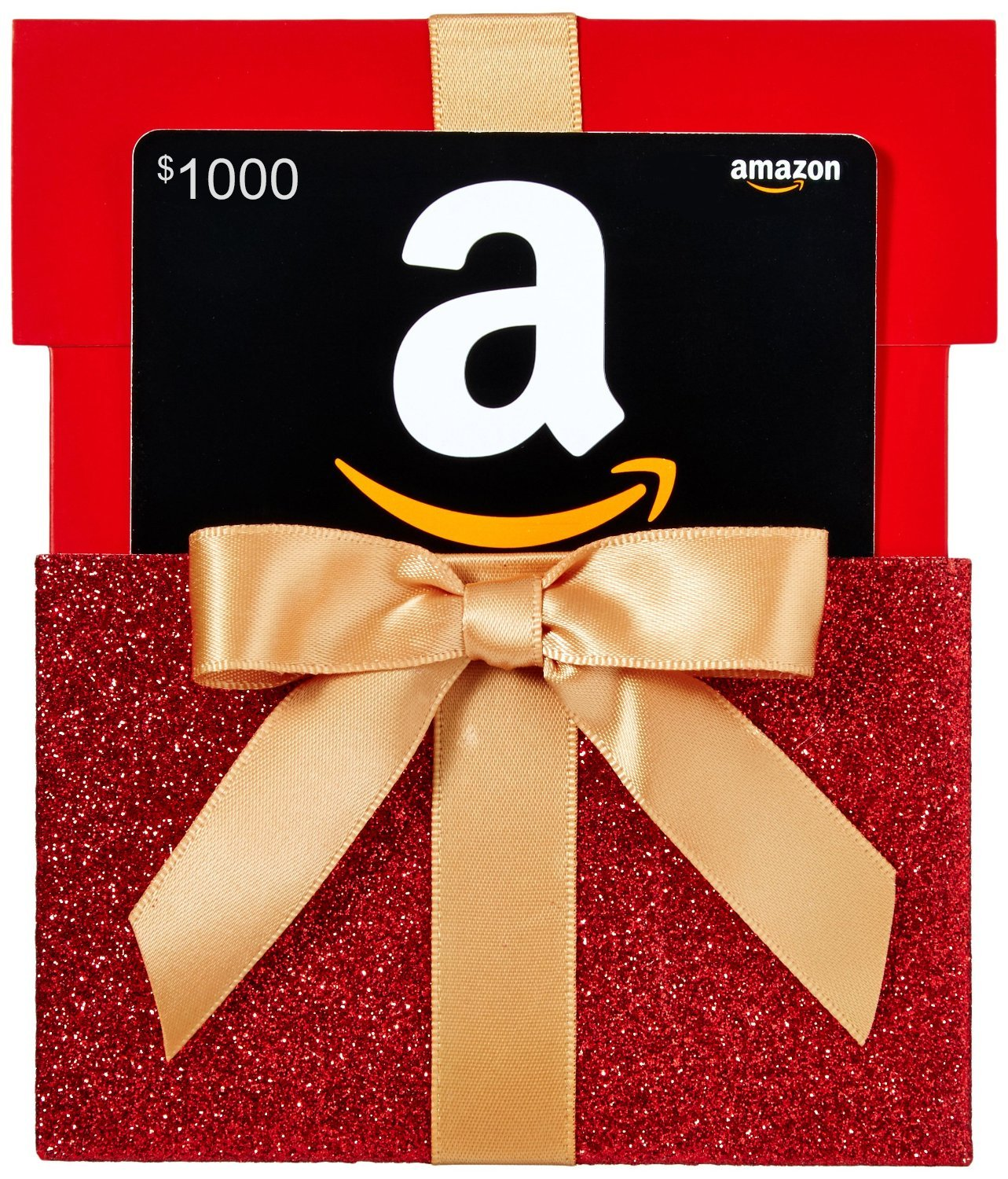 Amazon.ca Gift Card in a Red Reveal (Classic Black Card Design) Amazon.com.ca Inc.