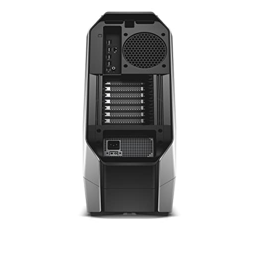 Alienware Area-51 R3 3.4GHz 1950X Torre AMD Ryzen Threadripper Negro, Gris, Plata PC - Ordenador de sobremesa (3,4 GHz, AMD Ryzen Threadripper, 16 GB, ...