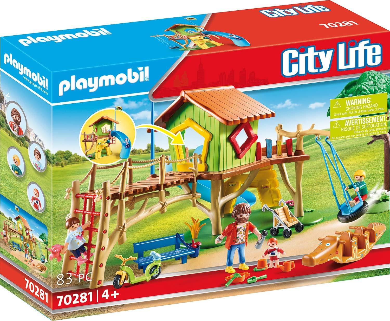PLAYMOBIL- Juguete, Multicolor (70281)