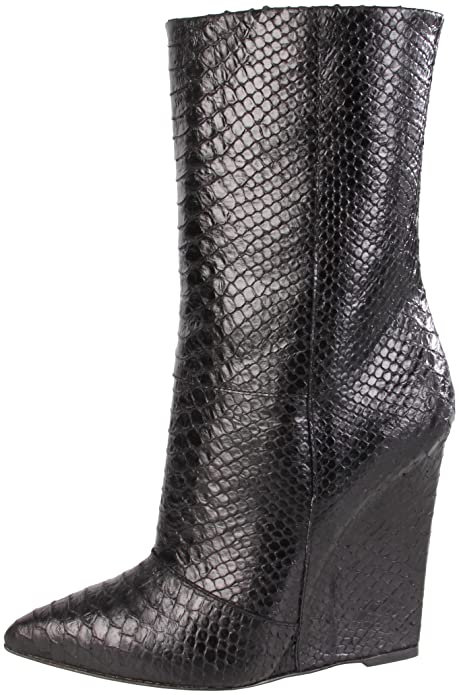30700eb4b6a0f Amazon.com: Giuseppe Zanotti Women's I17046 Wedge Boot: Shoes