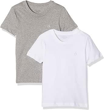 Calvin Klein SS tee Camiseta para Niños
