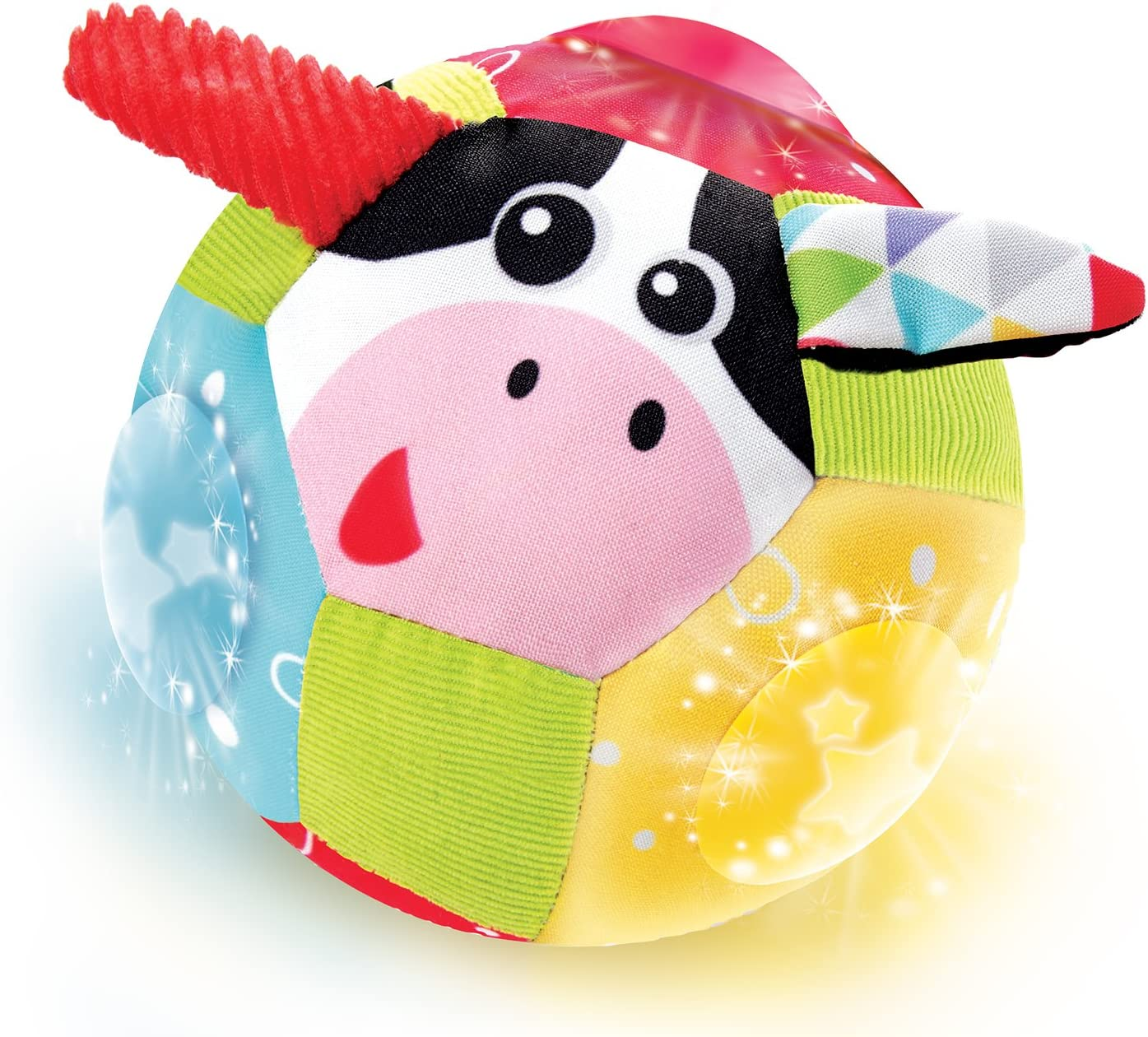 YOOKIDOO 40146 Ballon damis avec lumi/ère et Musique Multicolore