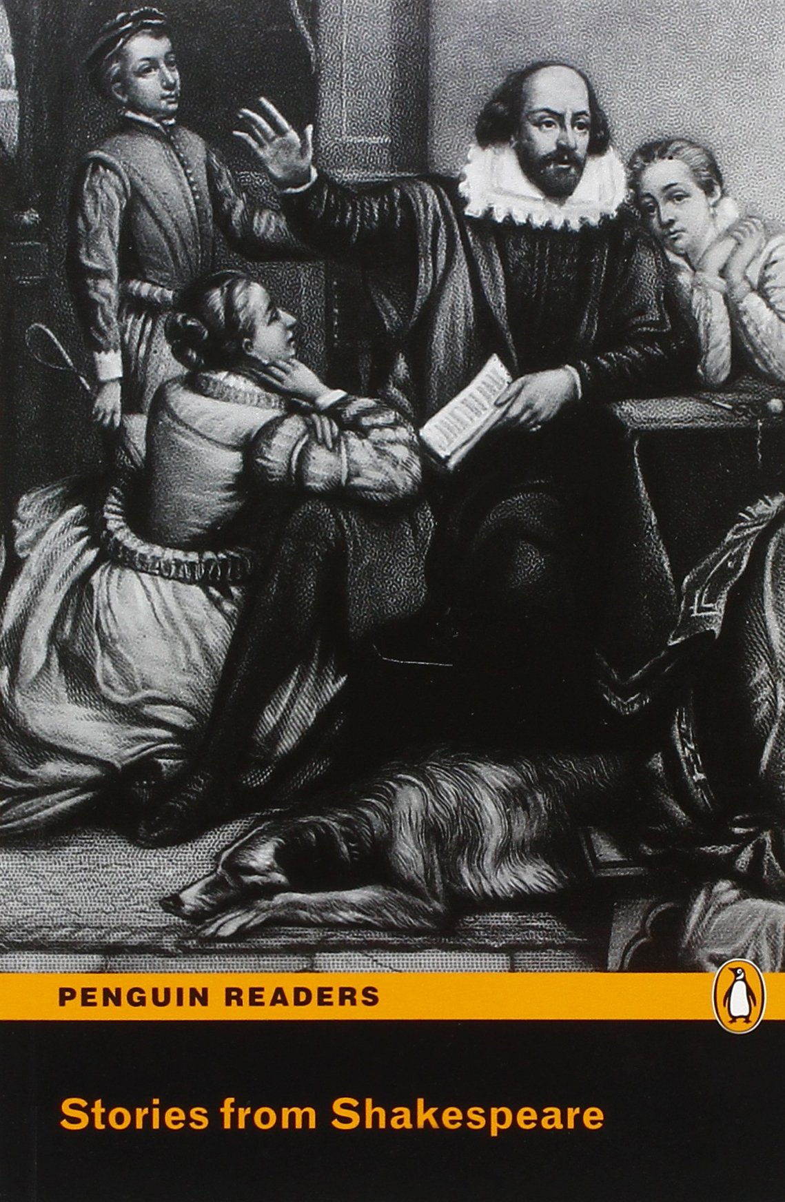 Stories from Shakespeare Book/CD Pack: Level 3 (Penguin Readers (Graded Readers)) pdf epub