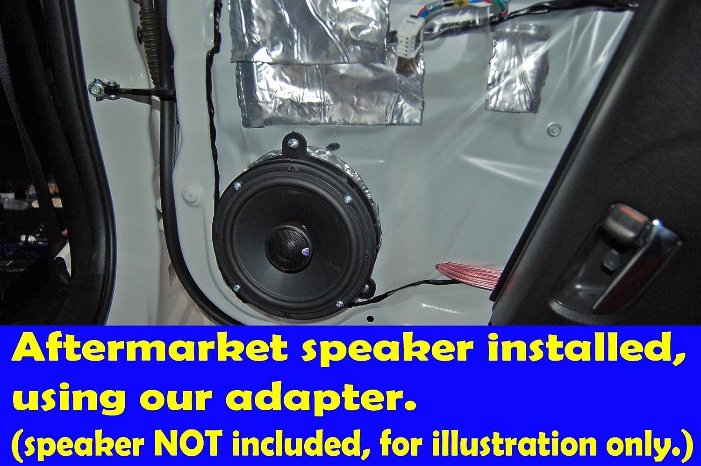 Metra 82-8901 SPEAKER ADAPTORS 2 Pack