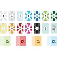 Agile Estimation Cartes–4jeux pour 4personnes–planification de Sprint Cartes de poker