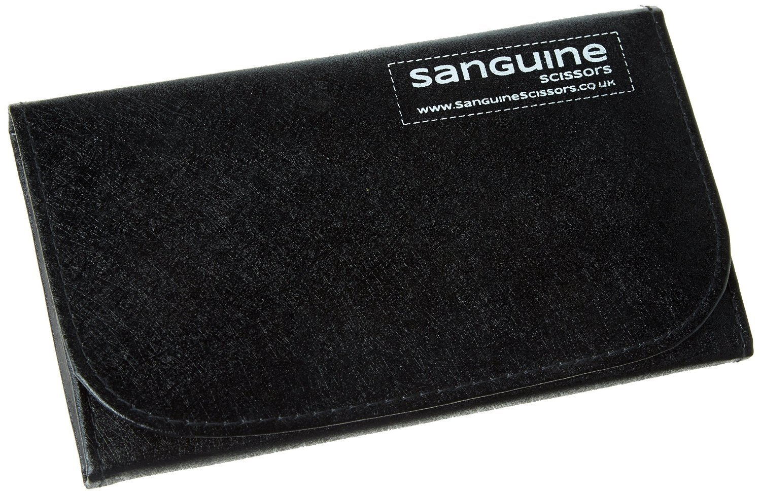 Professional Hairdressing Scissors 4.5 inch, BLACK, Top Quality - by Sanguine by Sanguine