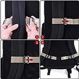 Wisdompro Backpack Chest Strap, Heavy Duty