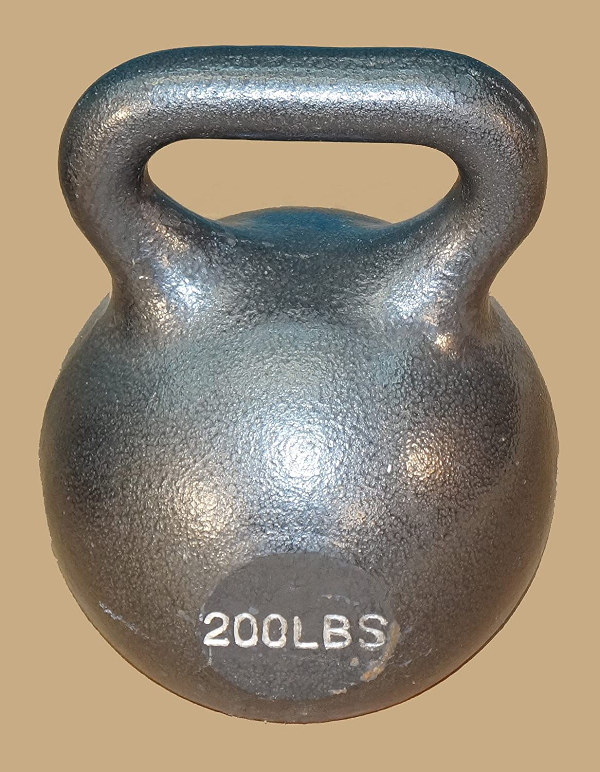 TDS 200 Lb. Wide Handle Kettlebell