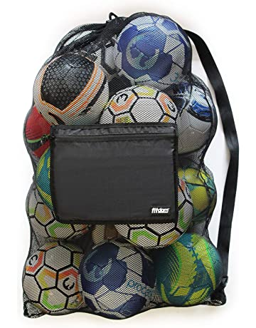 0a6a83e802dd Fitdom Extra Large Heavy Duty Mesh Bag. Best for Soccer Ball