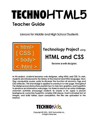 Amazon com: Programming for Kids Curriculum Bundle, Grades 1