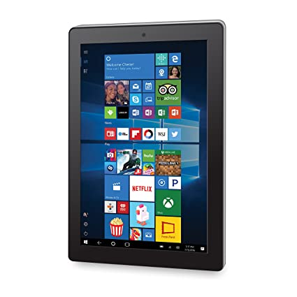 81LNOi0L4JL._SX425_ amazon com rca 10 1 cambio w101 v2, windows 10, 2 in1 tablet pc w
