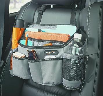 Amazon Com High Road Front Seat Organizer With Swingaway Handles