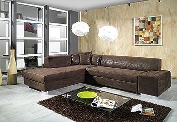 Sofa Couchgarnitur Couch Sofagarnitur Oscar Mit Schlaffunktion U