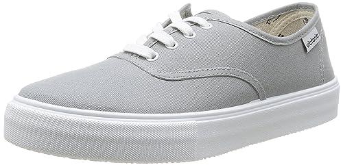 Victoria Ingles Lona - Zapatos, Unisex, Color Gris, Talla 43
