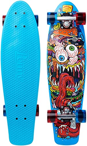 Penny Graphic Skateboard – Burger Monster 27