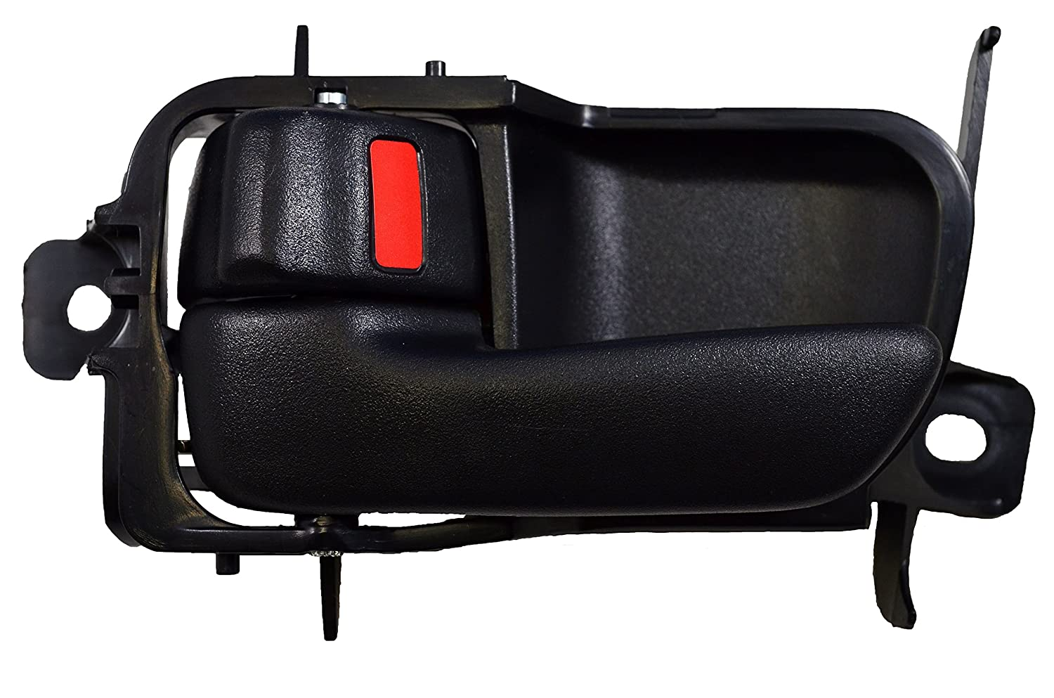 PT Auto Warehouse TO-2900A-LH - Inside Interior Inner Door Handle, Black - Driver Side