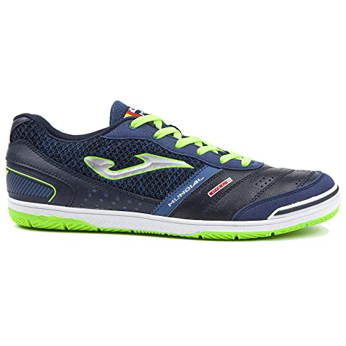 Sportime2 - Zapatillas de Fútbol Sala para Hombre Navy: Amazon.es: Zapatos y complementos