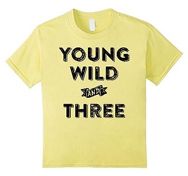 Kids 3rd Birthday Shirt Boy