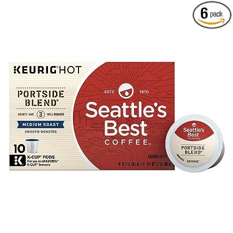 Mezcla de café nº3 Seattles Best Coffee Signature Blend No ...
