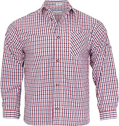 Niños Traje Camisa Rojo Azul Blanco A Cuadros – Precioso ...