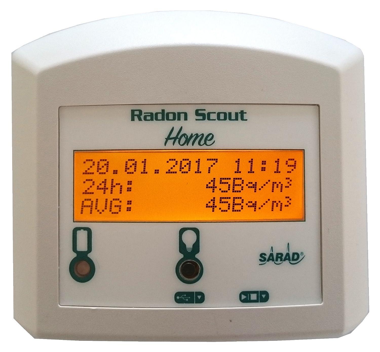 Digitaler Radon Detektor Und Monitor Gewerbe Industrie Wissenschaft
