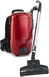 8 Quart Lightweight HEPA Backpack Vacuum
