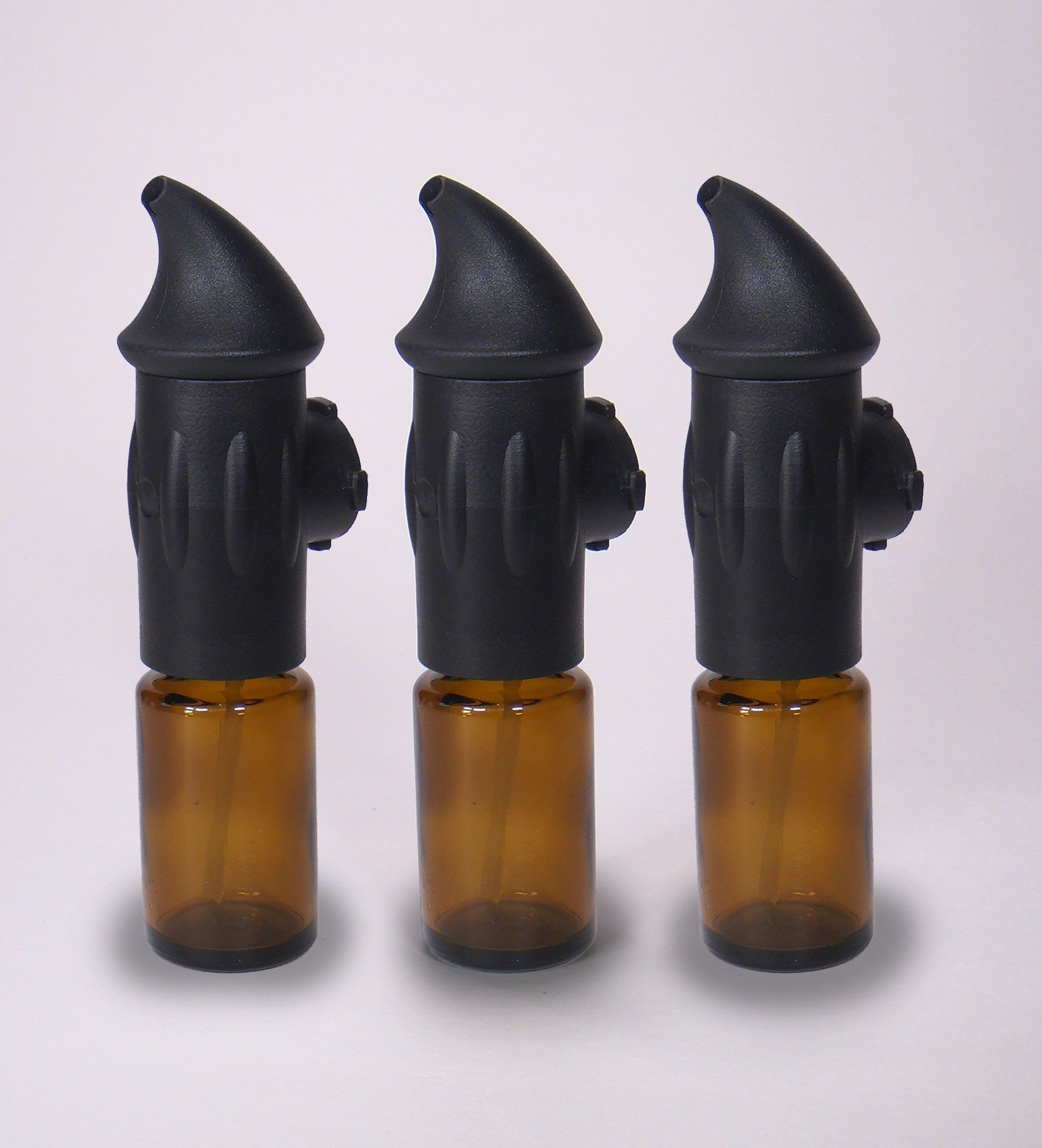 Atomizer Attachment for the Advanced™ (3pk) (15ml, Black)