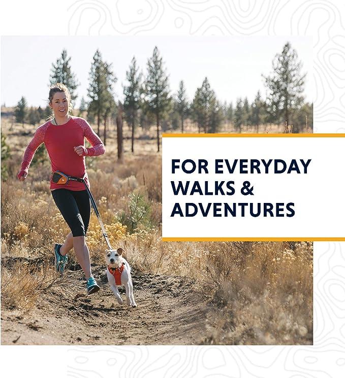 Hiking XXX-Small Trail Running Everyday Lightweight Dog Harness Blue Atoll Walking Hi /& Light All-Day Wear RUFFWEAR