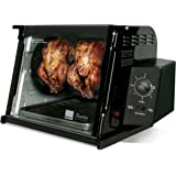 Ronco 4000 Series Rotisserie, Black