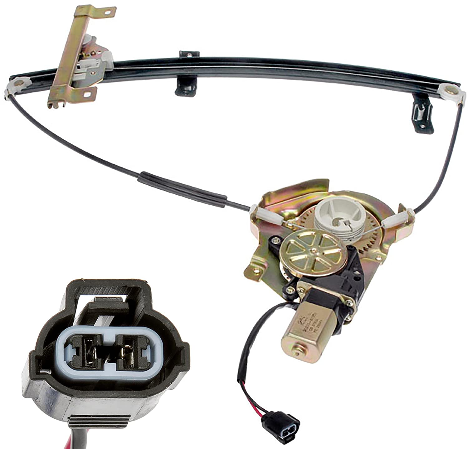 Replaces 8971658792, 8973581320 APDTY 852954 Power Window Regulator /& Motor Assembly Fits Front Passenger Side Right 1994-1997 Isuzu Rodeo Or Honda Passport