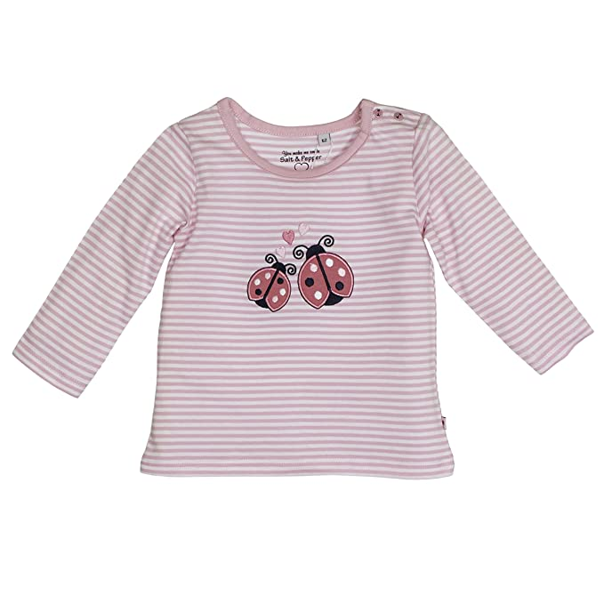 Salt /& Pepper NB T-Shirt Gl/ück Uni K/äfer Camiseta para Beb/és