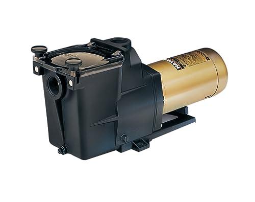 Hayward SP2610X152S Super Pump 1.5 HP Pool Pump, Dual-Speed, Energy Efficient