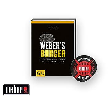 Weber Barbacoa libro | Weber s Burger: Los mejores Recetas Barbacoa, con