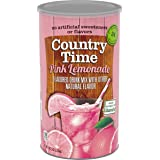 Country Time Pink Lemonade Drink Mix, 82.5-Ounce
