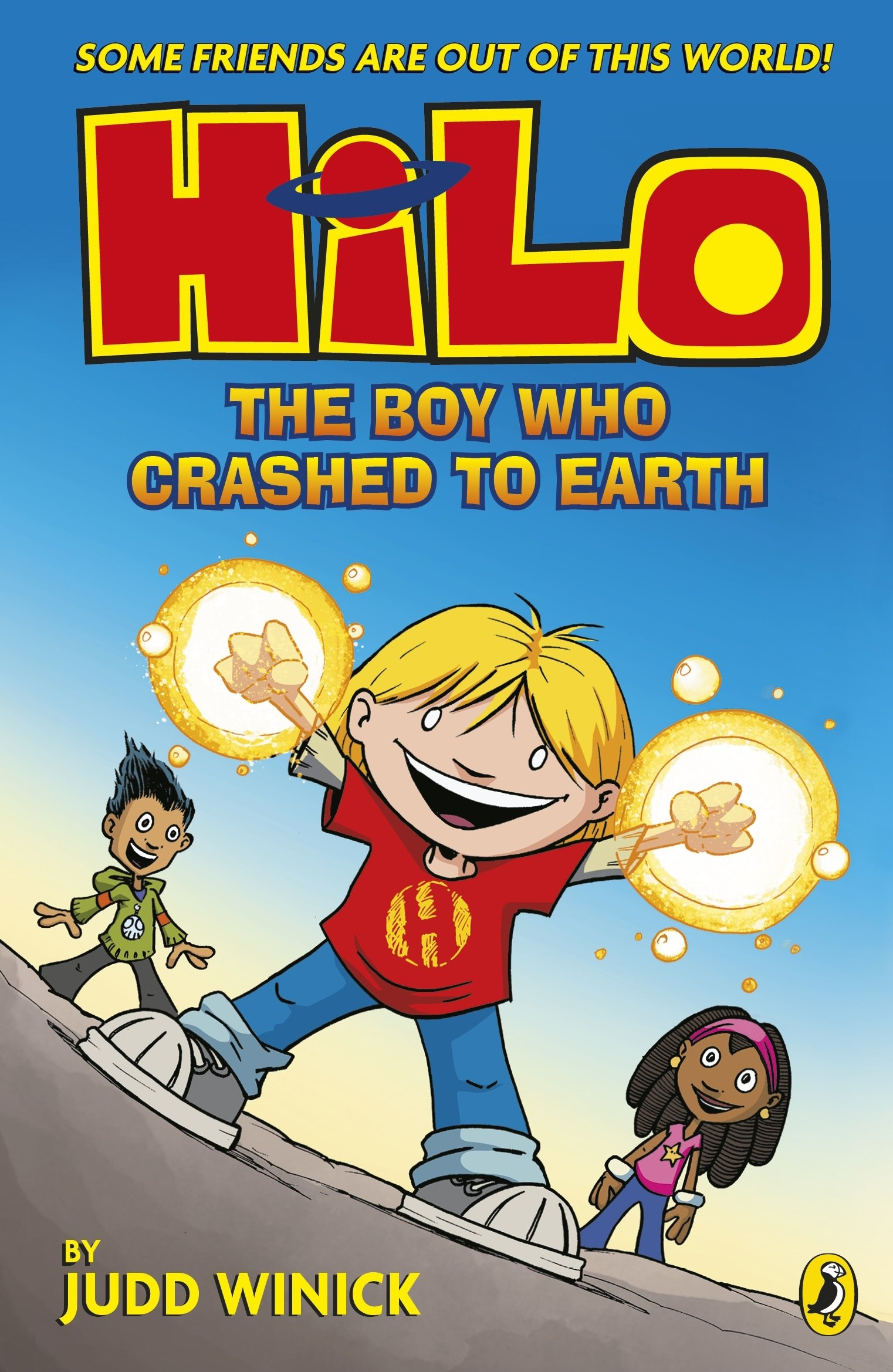 Download Hilo: The Boy Who Crashed to Earth PDF